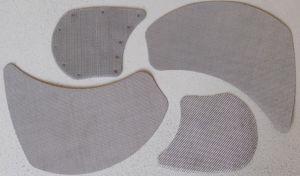 De Schijf van de Filter van het roestvrij staal