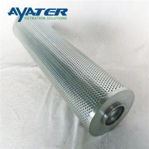 Ayater filtre à huile de boîte de vitesses d'alimentation de remplacement de cartouche du filtre à huile hydraulique PA25/H80V10-1