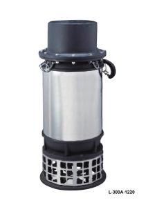 CE approuvé en fonte Submersuble des eaux usées de la pompe en acier inoxydable (WQ40-11-2.2)