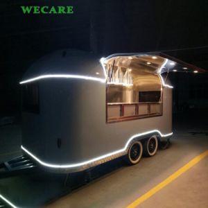 中国の供給の電気移動式食糧トレーラー