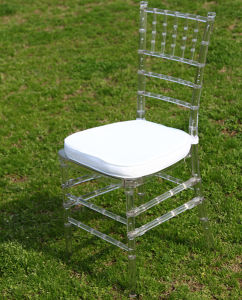 Event Rentals를 위한 투명한 Clear Party Chair