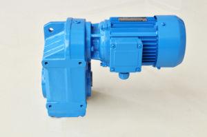 Transmission를 위한 높은 Efficient Speed Reducer F Series Parallel Shaft Helical Gear Motor