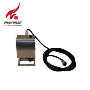 シリアル番号の小型携帯用電気パッケージのマーキング機械