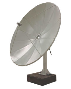 Banda C 3m Antena Parabólica