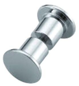 Casa de banho com duche de puxador de porta a porta corrediça Botão (FS-604)