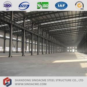 Fabricado en Pendiente Sinoacme único taller de bastidor de acero de la luz de la construcción