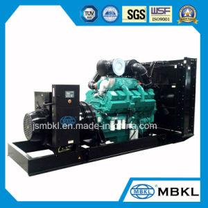 L'utilisation industrielle Geneartor diesel Cummins Set 1160KW/1450kVA Groupe électrogène de puissance de gros prix d'usine