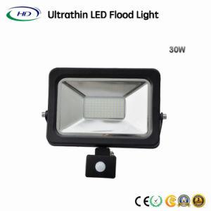 Hochwertiges 30W SMD LED Flut-Licht mit PIR Fühler