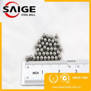 Размер индивидуального 5мм углерода стальной шарик для Председателя колеса