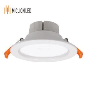 Corpo de alumínio forma redonda encastrados 10W com marcação RoHS baixar as luzes de LED