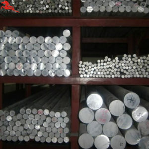 6082 T6 Staven van de Legering van het Aluminium van het Aluminium de Staaf Uitgedreven
