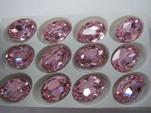 10*14 13*18 ovaler fantastischer Kristallstein für die Schmucksache-Herstellung