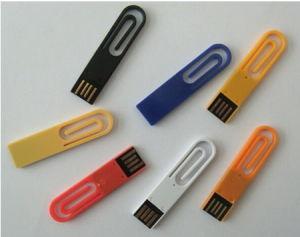 Aandrijving van de Flits van de Paperclip USB van de bevordering de Mini1GB - 128GB