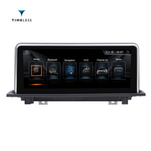 Andriod Car Audio para BMW X1 F48 (2016-2017) 10.25 Estilo OSD com GPS/WiFi (TIA-209)