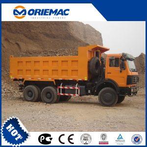 Caminhão Basculante de Mineração Beiben 336HP 6X4 Caminhão Basculante