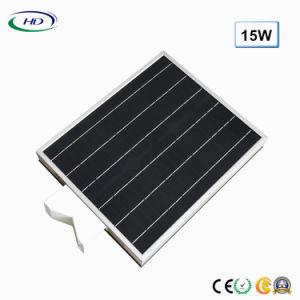 2018経済的なタイプ15W統合されたLEDの太陽庭ライト