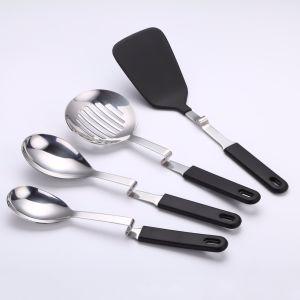 Juego de 4 junta de silicona sin ensuciar la cocina for Juego de utensilios de cocina