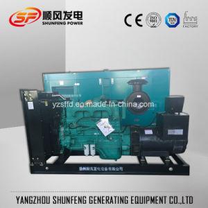 Alimentation d'usine 150kVA 120kw puissance Cummins Groupe électrogène de puissance électrique