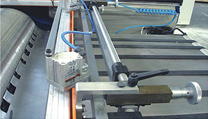 Pet transferência quente da máquina de impressão de Colagem Mx-720A