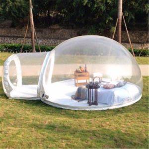 熱い販売によって密封されるタイプ屋外の膨脹可能なアーチのキャンプテント