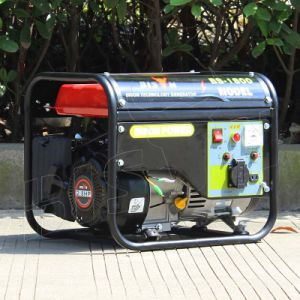 Зубров (Китай) BS1800n 1Квт Китая производителя медного провода бензиновый генератор