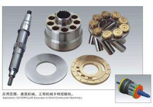 Sh100/120/266 piezas de repuesto para la bomba principal de la excavadora Liberher