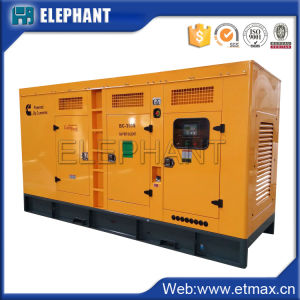 60kVAディーゼル発電機の冷却されるブラシレス交流発電機水