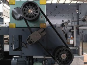 [سمي-وتومتيك] [دي-كتّر] آلة لأنّ يغضّن - لوح صناديق