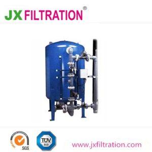 Filtro de carbono activado para tratamento de água
