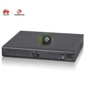 Sicherheit 16chs Poe NVR Verdrahtungshandbuch-CCTV-4HDD H. 265