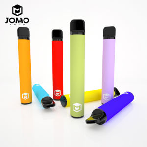 Поддержка OEM Новинка 800puffs одноразовые Pod электронных сигарет