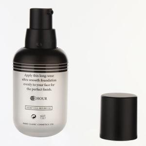 25ml de PETG Fundação hidratante suave de plástico do vaso de pacote de cosméticos para vender
