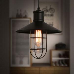 Café Bar de l'industrie lustre lampe de la poignée de commande