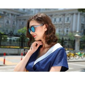 Zonnebril van Ce UV400 van de Steekproeven van de Verkoop MOQ van de Glazen van de Zon van de manier de Lage Hete Uitstekende Vrije Promotie Plastic