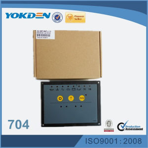 Generador de 704 Controlador de interruptor de Transferencia automática