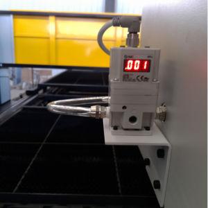 交換表が付いている閉鎖ファイバーレーザー機械