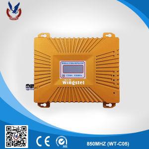 De draadloze GSM 2g Mobiele Repeater van het Signaal met OpenluchtAntenne
