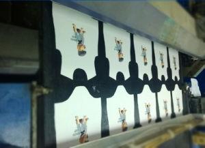 Le stampanti di Digitahi della cinghia lunga per la tessile dei tessuti di cotone dirigono la stampa