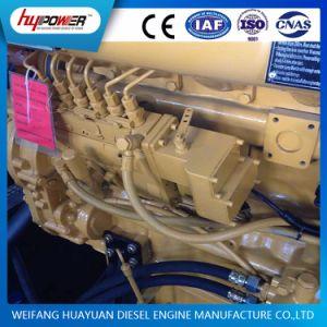 Water van Weifang 130kw koelde de Dieselmotor van 6 Cilinder