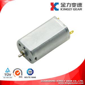Motor CC (JRF-130RHSH) Micro Motor para el actuador del amortiguador de aire acondicionado