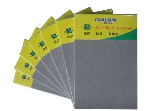 Placa 100% sem cimento de fibra de amianto