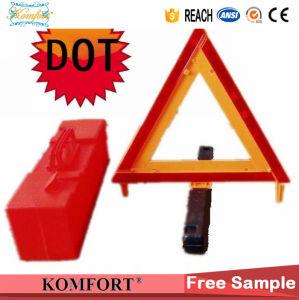 反射カスタマイズされたロゴの点の安全自動車の交通標識の緊急の警告の三角形
