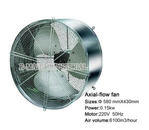 23インチの温室の冷却装置の換気の空気の循環のファン