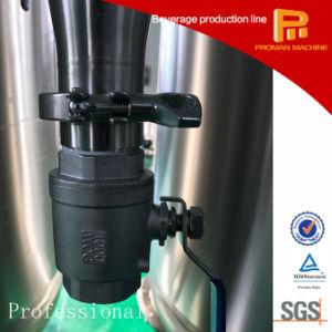 Becken für Wasser reinigen System des Getränkeproduktionszweiges