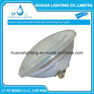 Indicatore luminoso subacqueo della lampada della piscina del LED 12V PAR56