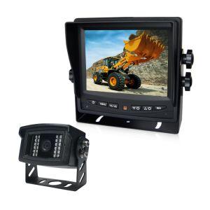 Sistema de retrovisores do veículo W/ à prova de câmera de ré
