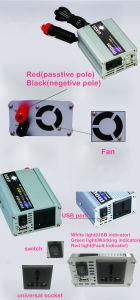 DOXIN 220V DC AC 100W de potencia del inversor de onda senoidal modificada con USB