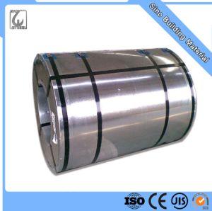 Los materiales de construcción 0.12-6.0mm Dx51d z100 de la bobina de acero galvanizado Material de acero