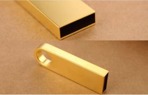 Venta caliente de metal personalizados de metal/memoria USB Flash Drive USB