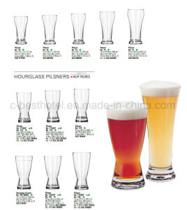 Cristalleria, tazze di vetro dell'acqua di tazza, alta qualità